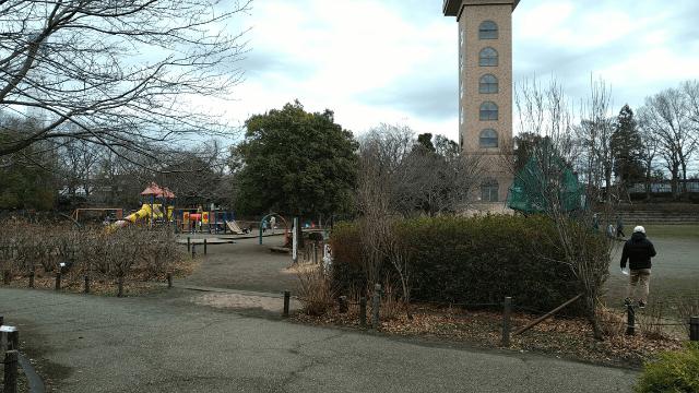 麻溝公園 遊具