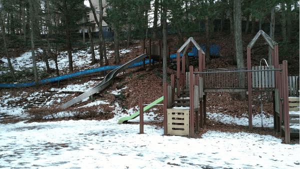 さかな公園 遊具2