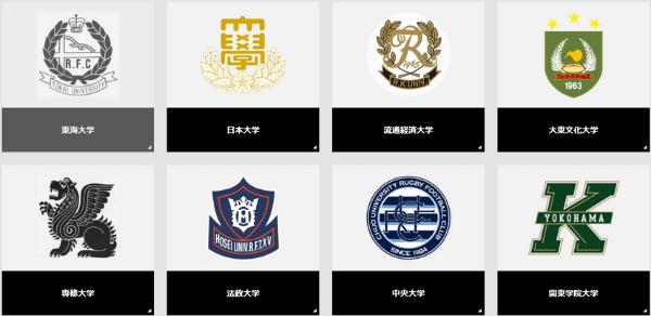 関東大学リーグ戦1部