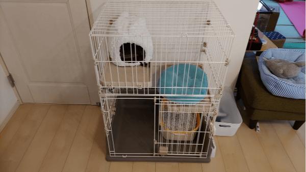 猫用ケージ